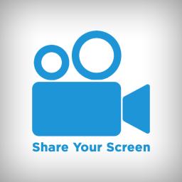 Logo for Screensharer