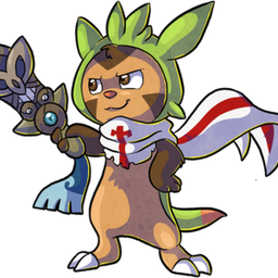 Logo for Chespin Bot