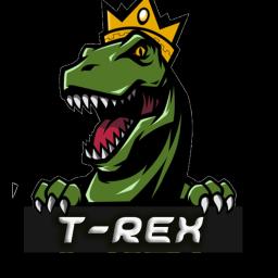 Logo for T-Rex