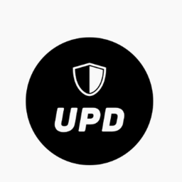 Logo for UPD Security