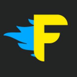 Logo for Fast Bot.