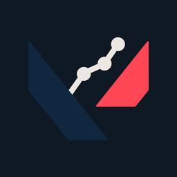 Logo for ValorantStats