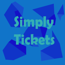 Logo for Simply Tickets