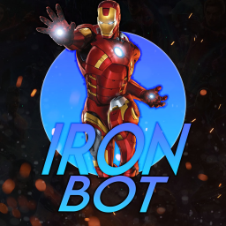 Logo for Iron