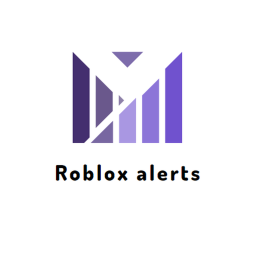 Logo for Roblox  alerts