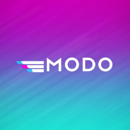 Logo for MoDo