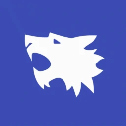 Logo for WOLF