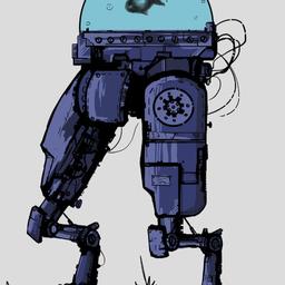 Logo for Robotic Fish Beta