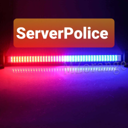 Logo for ServerPolice