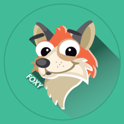 Logo for Foxy Music