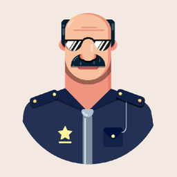 Logo for Police
