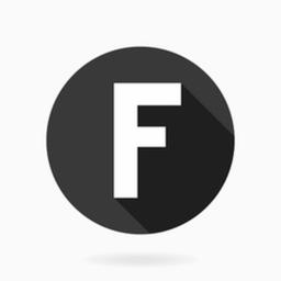 Logo for Press F