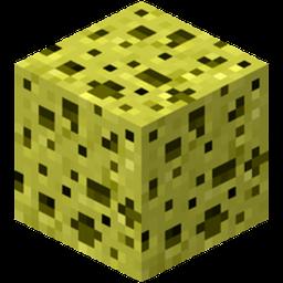 Logo for MineSponge