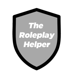 Logo for The Roleplay Helper