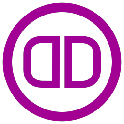 Logo for DoubleD Bot