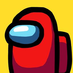 Logo for Among Us - Castellano