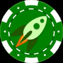 Logo for Rocket Gambling Bot