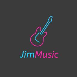 Logo for JimMusic