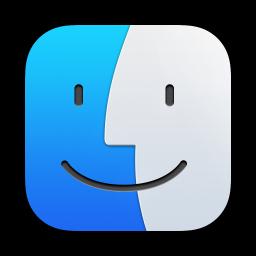 Logo for Finder