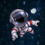 Idle Astronaut