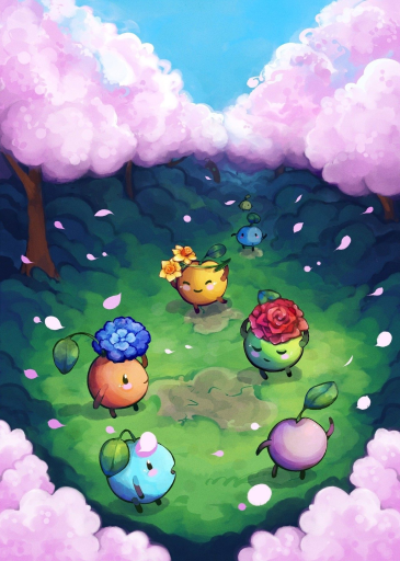 Background for Cozy Junimo Hut👾