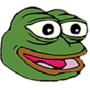 Emoji for FeelsGoodMan