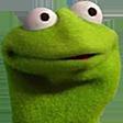 :Kermit: Discord Emote