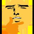 :intensethink: Discord Emote