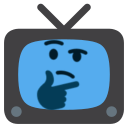 :thinkTV: Discord Emote