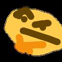 Emoji for thonking