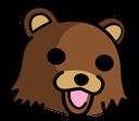 Emoji for pedobear