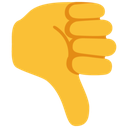 Emoji for thumbsdown_blob