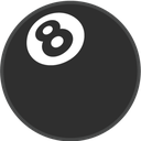 Emoji for blob_8ball