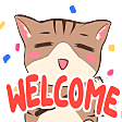 :welcome: Discord Emote