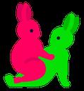 :bunnycowgirl: Discord Emote
