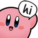 :KirbyHi: Discord Emote