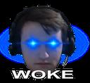 :woke: Discord Emote