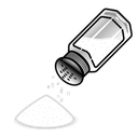 Emoji for salt
