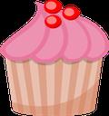 Emoji for cupcake
