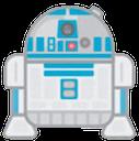 Emoji for r2d2