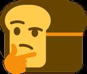 Emoji for breadthink