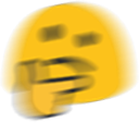 Emoji for gottathinkfast