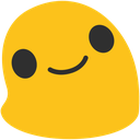 Emoji for blobSmily