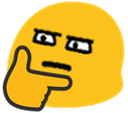 Emoji for bobThonkery