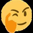 :thinksmart: Discord Emote