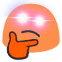 :BlobHyperThink: Discord Emote