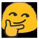 :blobthinkingsmirk: Discord Emote