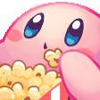 :KirbyPopcorn: Discord Emote