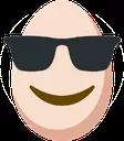 :egg_sunglasses: