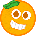 Emoji for orangePeelOld